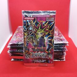 24x Magicians Force - Booster Pack Sealed - Unlimted Original Us Print - Yugioh