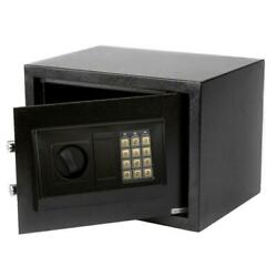 Small Safe Box Digital Electronic Office Home Money Jewelry Gun Lock Security