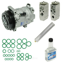 A/c Compressor And Component Kit-compressor Replacement Kit Uac Fits 03-06 350z
