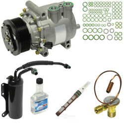 A/c Compressor And Component Kit-compressor Replacement Kit Front Uac Kt 1709
