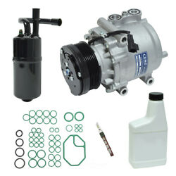 A/c Compressor And Component Kit-compressor Replacement Kit Fits 03-05 Town Car