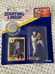 1991 Starting Lineup Nolan Ryan Texas Rangers Special Edition With Coin