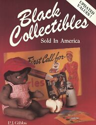 Antique Black Collectible Dolls 1820-1991 - Makers Types / Book + Values
