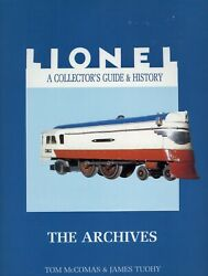 Lionel O And O27 Trains Collector's Guide History Archives / Book + Values