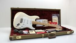 Fender American Vintage Andacute56 Stratocaster ★ Aged White Blonde ★ Full Case Candy ★