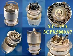 Mks Yc-179a / 3cpx5000a7 Power Triode Used Medical - Mri Hamradio Industrial