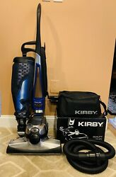 Kirby Avalir 2 Bagged Upright Vacuum Cleaner W/attachment Set And Shampooer