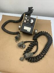 Caterpillar Machine Control Gps Receiver Coil Cables And Power Box