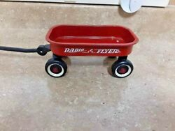 Radio Flyer Little Red Toy Wagon 6 Inches Large Fast Shipping