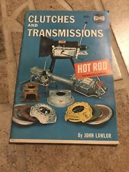 Clutches and Transmissions by John Lawlor 1962 Hot Rod Magazine Spotlite Books $8.35