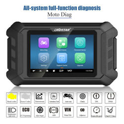 Obdstar Ms50 Motorcycle Diagnostic Scan Tool Obd Scanner Motor Abs Immo Tpms Oil