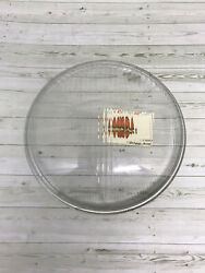 1920 - 1940 Headlamp Lens Glasses 7.8 Inch Motorcycles And Antique Cars Nos