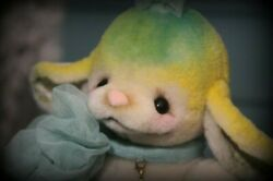 New. Fairy-tale Character. Stuffed Animal. Toy. Hand-made. Ooak.