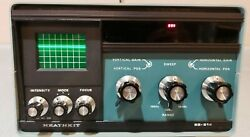 Heathkit Sb-614 Station Monitor - Untested - Powers On / Controls Appear To Work