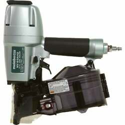 Metabo Hpt 16 Degree 2-1/2 In. Coil Siding Nailer Pack Of 4 Nv65ah2m Pack Of 4