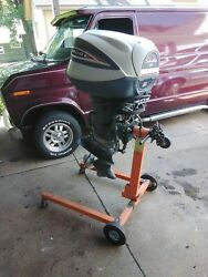 Evinrude Starflite Vii 7 Out Board Engine Selectra Shift Outboard 75 Horsepower