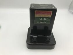 Fisher / Eppley Laboratory Standard Cell Cat 100 Low Temp Coefficient E.m.f.