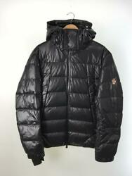 Moncler 5 Polyester Dist Black Polyester Fashion Jacket 6112 From Japan