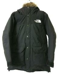 The Mountain Down Coat S Nd91935 Black Nylon Jacket From Japan