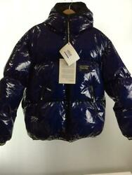 Moncler 20aw Jeribe Giubb Tag F209u1b51110 3 Navy Polyester Jacket From Japan