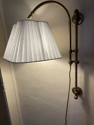 Pair Of Quality Library Lamps