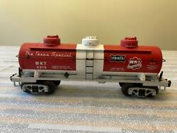 Mth 30-73382 Frisco / Mkt Texas Special Triple Dome Tank Car / Ln - Excellent++