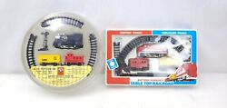 2 Battery Operated Train Sets 1 Lionel And 1 Lido New In Box