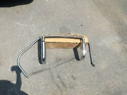 1953 Ford Grill Guard Bumper Guard With Wings Nos