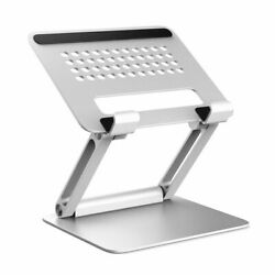 Tablet Holder Aluminum Metal Adjustable Angle Foldable Stand For Samsung Xiaomi