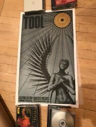 Tool Poster Todd Slater Mint Rare X/200