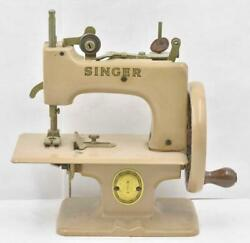 1950s Singer Model 20 Sewhandy Childs Sewing Machine Made In Great Britain