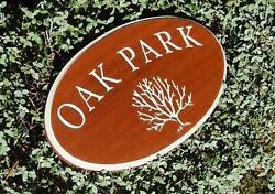 Custom Signs And Plaques For Farms, House, Property, Stations. Wooden Personalised
