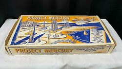 Project Mercury Cape Canaveral Playset By Marx
