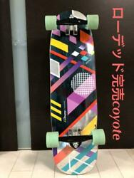 Loaded Claudette Coyote Downhill/high Speed Surf Skating/skateboard Lovers