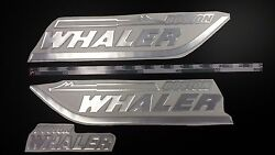 Boston Whaler Boat Emblems 20 + Free Fast Delivery Dhl Express - Raised Decals