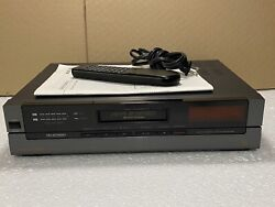 Memorex 800hi-fi Stereo 8mm Video Cassette Recorder Vcr Player 16-654 -for Parts