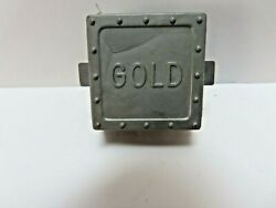 Original Roy Rogers Stage Coach Gold Box
