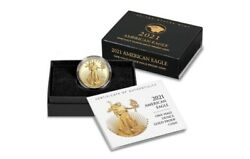 American Eagle 2021 One-half Ounce Gold Proof Coin 21ecn Confirmed