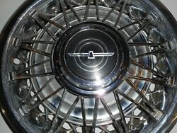 Ford Thunderbird Spoked Hubcaps 1980-82