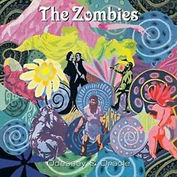 Zombies-odessey And Oracle Picture Disc Us Import Vinyl Lp New