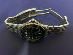Authentic Omega Seamaster Watches 2541.80 Stainless Steel/stainless Steel Mens