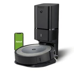 Irobot Roomba I3+ 3550 Wi-fi Connected Robot Vacuum With Automatic Disposal