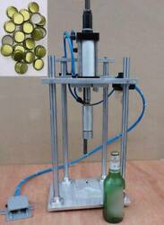 New Pneumatic Beer Bottle Capping Machine Crown Capper