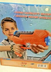 New Water Blaster Toys 2 Pack Safety Tested High Capacity Water Tank 13 Feet