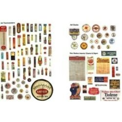 Jl Innovative 248 - Vintage Advertising Thermometers And Clocks 30and039s-50and039s - ...