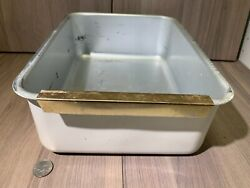 Vintage Dometic Fridge Drawer Airstream Parts Camper Rv-1950and039s-1960and039s 12.75x 9.5