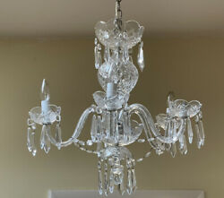 Waterford Crystal Chandelier 5 Arms Type B5
