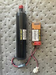 Melles Griot 05-lsc-805 Laser Module With 05-psaa-843-045 Power Supply