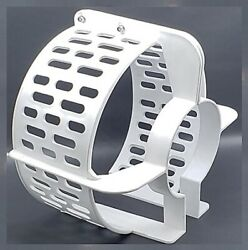 Propeller Safety Guard 16 White Fits 150-250hp Outboards Boat Marine Surf
