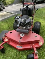 """48"""" Hydro Drive Walk Behind Commercial Mower. Price Reduction."""